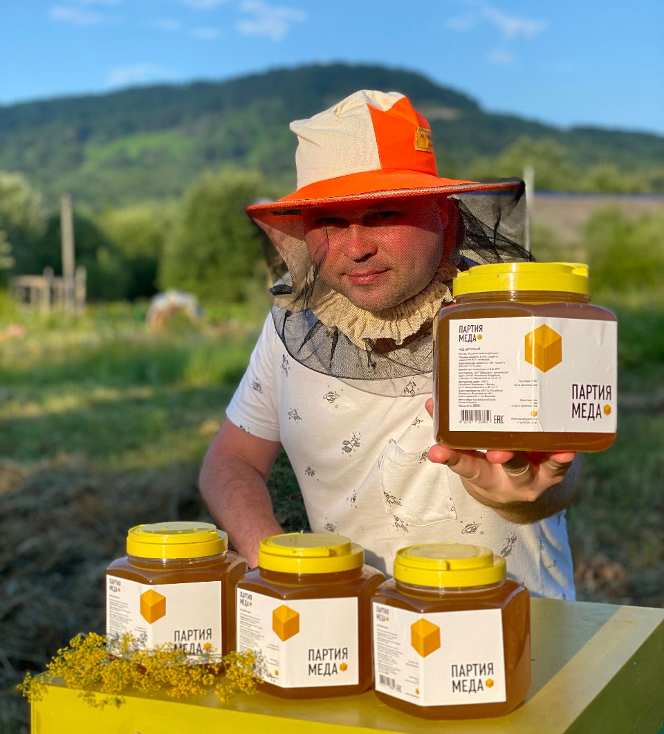 Партия мёда